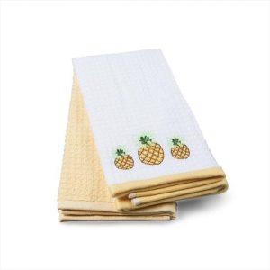 купить Набор кухонных полотенец TAC Pineapple (2 шт)
