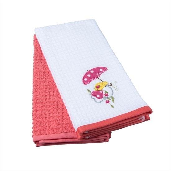 купить Набор кухонных полотенец TAC Red Chick (2 шт)