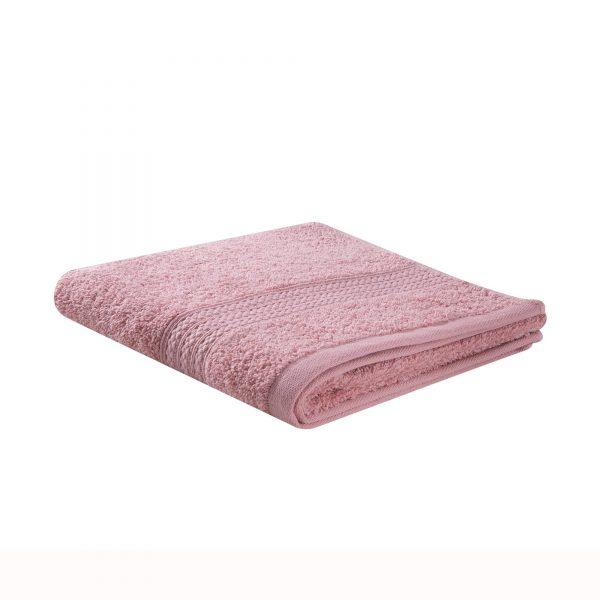 купить Махровое полотенце TAC Pure Basic K.Pembe