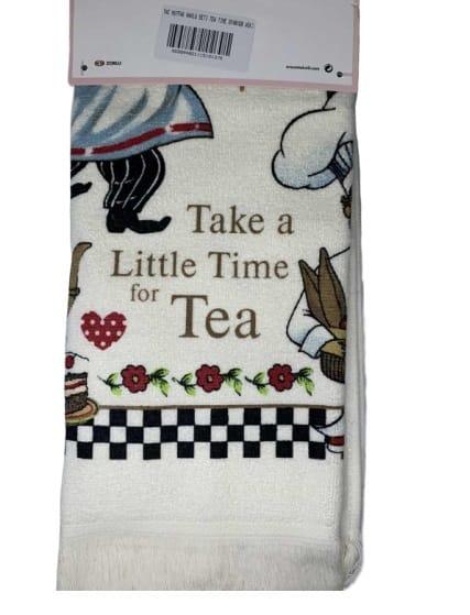 купить Набор кухонных полотенец TAC Tea Time (2 шт)