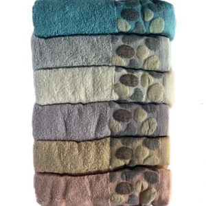 купить Набор махровых полотенец Miss Cotton Gravel (6 шт.)