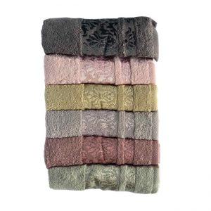купить Набор махровых полотенец Miss Cotton Lale (6 шт.)