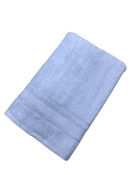 купить Махровое полотенце TAC Softness голубой