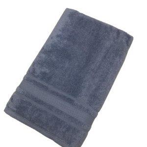 купить Махровое полотенце TAC Softness синий