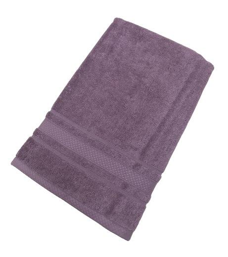 купить Махровое полотенце TAC Softness фиолетовый