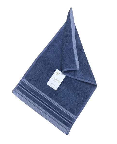 купить Махровое полотенце Zugo Home Long Twist Erkek антрацит
