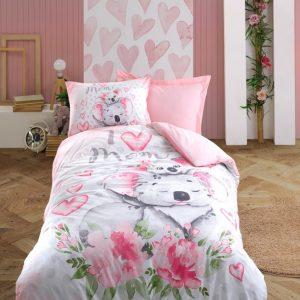 купить Постельное белье Cotton Box Koala Розовый фото