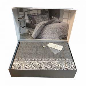 купить Постельное белье Maison Dor - PENSEE Серый фото