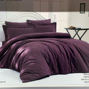 купить Постельное белье Maison Dor CAMILE DARK LILAC Розовый фото
