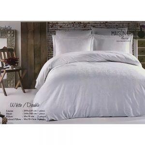 купить Постельное белье Maison Dor - MIRABELLA WHITE Белый фото