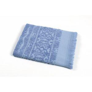 купить Полотенце Tac Royal Bamboo Jacquard - S. Mavi