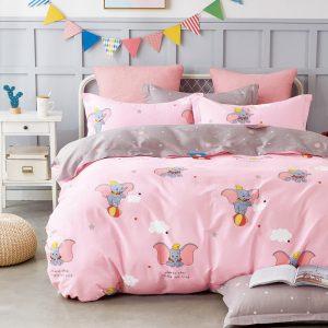 купить Постельное белье Bella Villa Сатин B-0270 Розовый фото