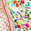 купить Постельное белье Karaca Home - Parlin fusya 2020-2 ПВХ Розовый фото 94614