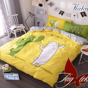 купить Подростковое аостельное белье TAG Кактус Желтый фото