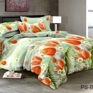 купить Постельное белье TAG PS-B7154 Зеленый фото