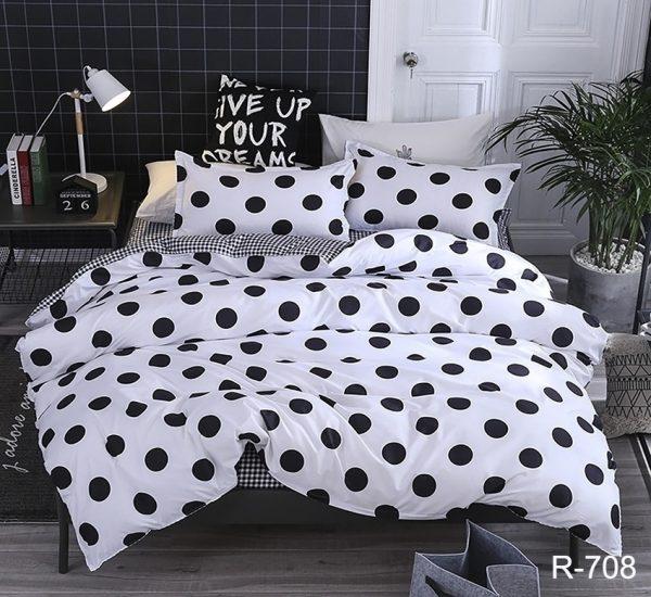 купить Постельное белье TAG R708 Черный фото
