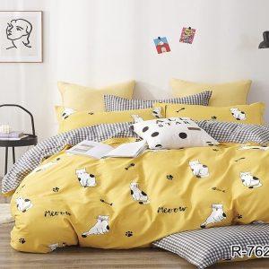 купить Постельное белье TAG R7626 Желтый фото