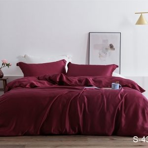 купить Постельное белье TAG S437 Бордовый фото