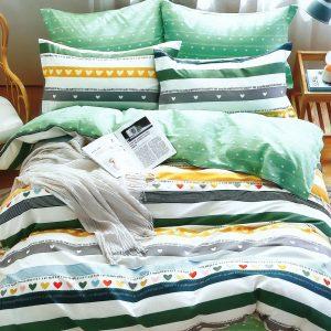 купить Постельное белье La Scala сатин Y230-962 Зеленый фото