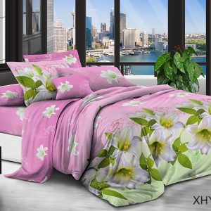 купить Постельное белье TAG XHY3241 Розовый фото