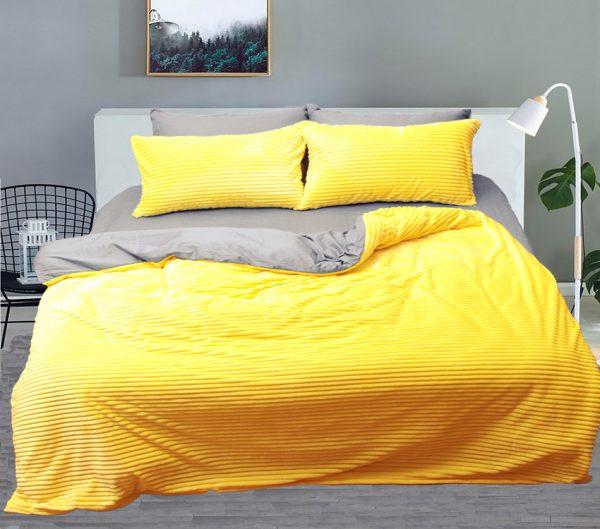 купить Постельное белье TAG зима-лето Yellow Желтый фото