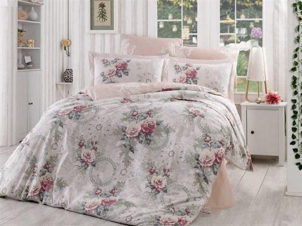 купить Постельное белье HOBBY FLANNEL Clementina Розовый фото