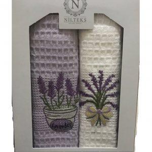 купить Набор кухонных полотенец Nilteks Provans 2 шт  фото