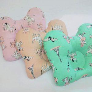 купить Подушка детская Бабочка Розовый фото