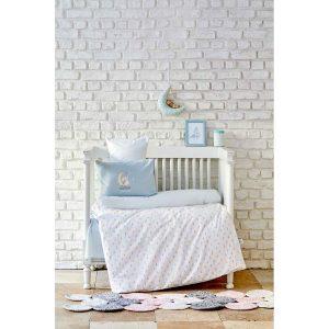 купить Детский набор в кроватку для младенцев Karaca Home - Dreamer Mint 7 Предметов