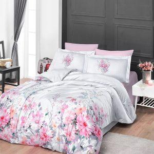 купить Постельное белье ECOSSE GLORIA Розовый фото
