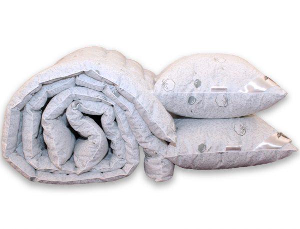 купить Одеяло Eco-cotton и 2 подушки 50х70