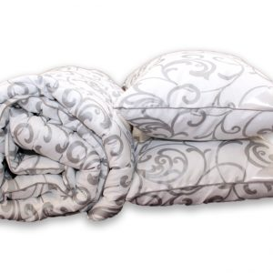 купить Одеяло лебяжий пух Venzel и 2 подушки 50х70