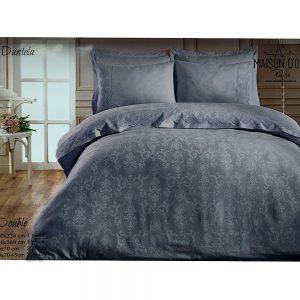 купить Постельное белье Maison Dor - MIRABELLA DANTELLA ANTHRACIT Серый фото