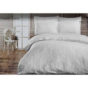 купить Постельное белье Maison Dor - MIRABELLA DANTELLA WHITE Белый фото 4