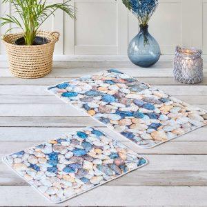 купить Набор ковриков Karaca Home - Stone