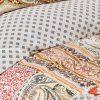 купить Постельное белье с пледом Karaca Home - Adonita Turuncu Оранжевый фото 99387