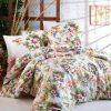 купить Постельное белье 3D Cатин - Dantela Vita PAMELA Зеленый фото