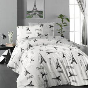 купить Постельное белье FIRST CHOICE PARIS Серый фото