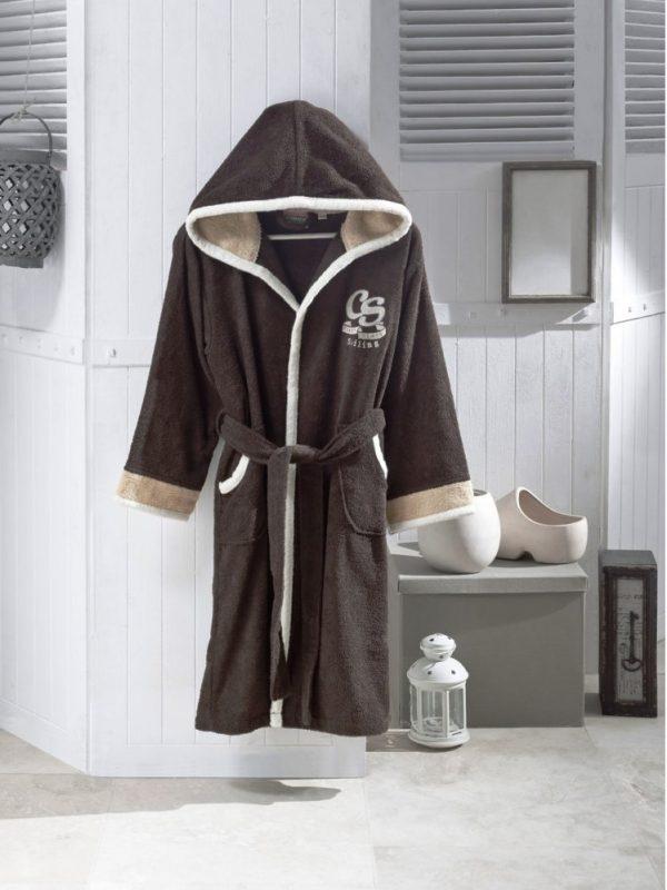 купить Детский халат Altinbasak для Мальчиков Pacific brown