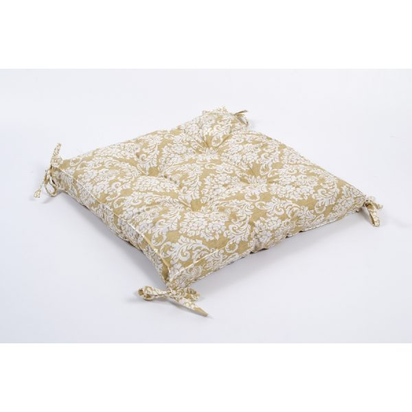 купить Подушка на стул Lotus - Crown с Завязками