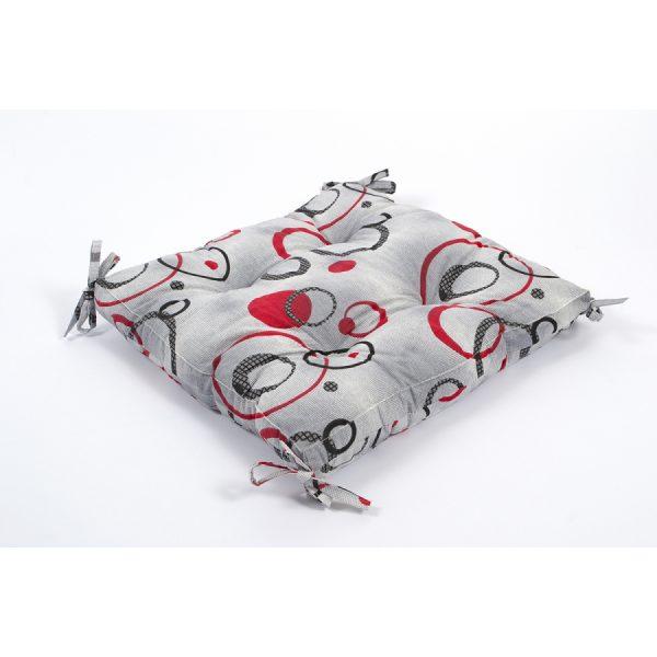 купить Подушка на стул Lotus - Pery с Завязками