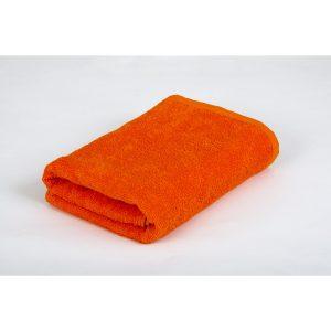 купить Полотенце Lotus Отель 420 г/м Оранжевый