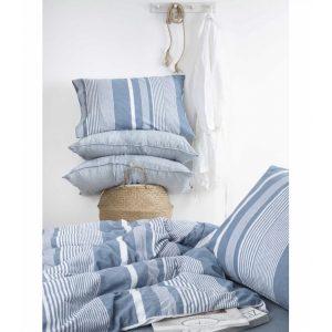 купить Постельное белье Irya - Home And More Belton Голубой фото