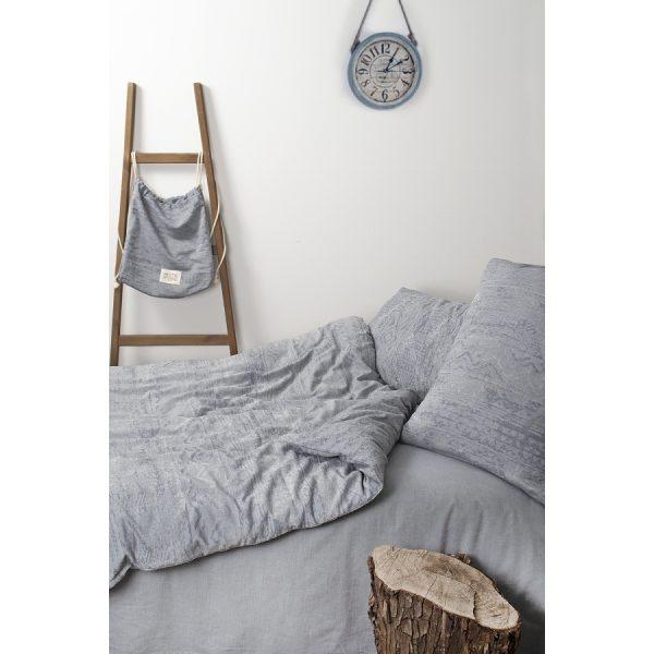 купить Постельное белье Irya - Home And More Mona Серый фото