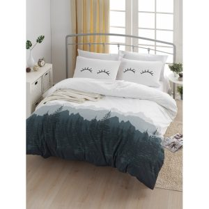 купить Постельное белье Lotus Home Perfect Ranforce - Lisso Белый фото