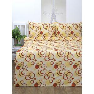 купить Постельное белье Lotus Ranforce - Pery Желтый фото