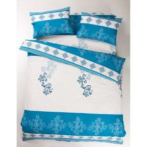 купить Постельное белье Lotus Ranforce - Royal Голубой фото