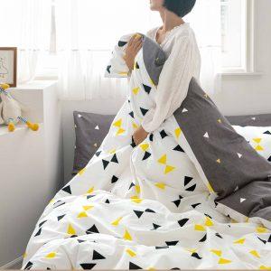 купить Постельное белье Love You Vip Сатин Лайт Tlg 20103 Белый|Серый фото