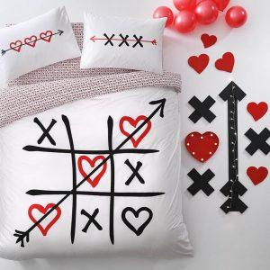 купить Светящееся постельное белье TAC Xox  фото