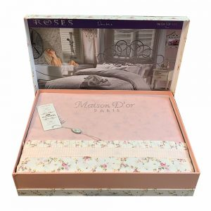 купить Постельное белье Maison Dor ROSES Розовый фото